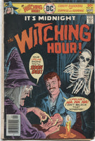 The Witching Hour No. 65, DC Comics, August-September 1976