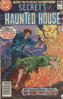 "Secrets of Haunted House No. 18, ""The Fiery Pit of Doom,"" DC Comics, November 1979"