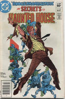 "Secrets of Haunted House No. 46, ""Boogeymanllgetcha,"" DC Comics, March 1982"