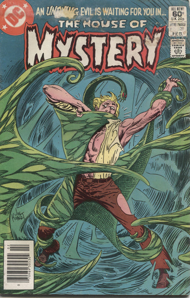 The House of Mystery No. 301, DC Comics, February 1982