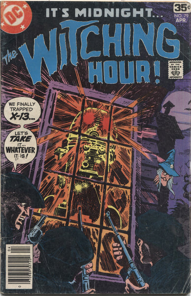 The Witching Hour No. 79, DC Comics, April 1978