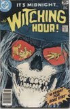 "The Witching Hour No. 80, ""A Fright For Sore Eyes,"" DC Comics, May 1978"