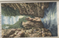 Ausable Chasm, New York Vintage Souvenir Postcard Folder