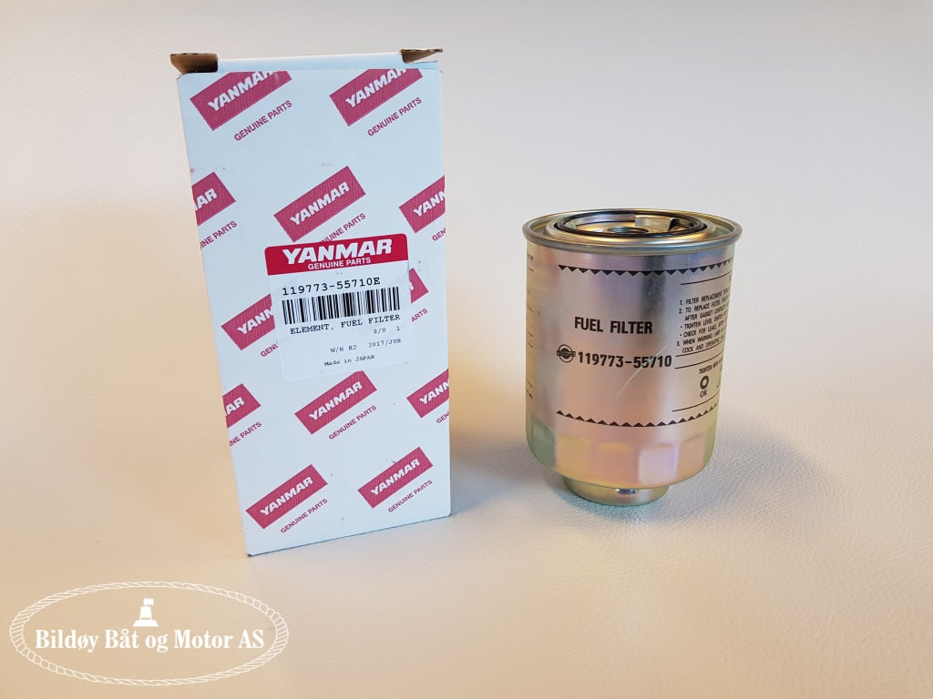 Dieselfilter 119773-55710E 6-Sylindret