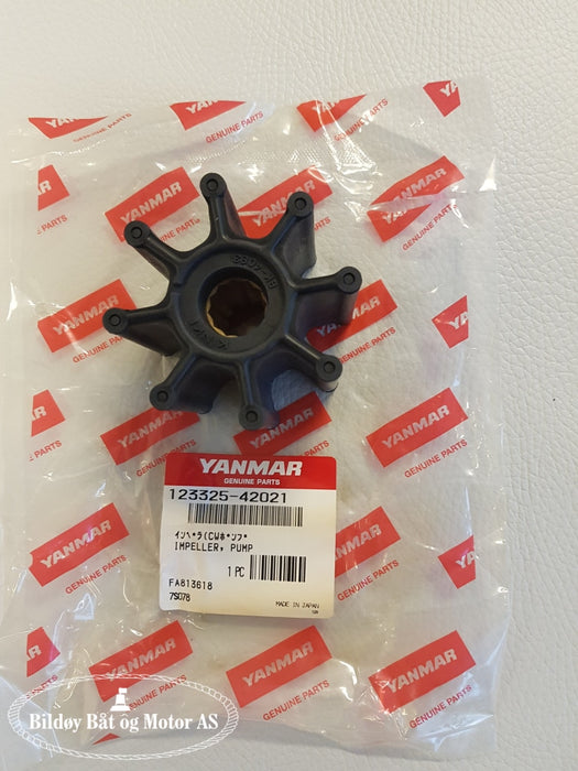 Impeller 123325-42021 4-Sylindret