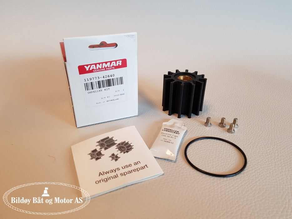 Impeller Kit 119773-42640 6-Sylindret