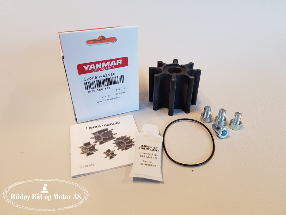 Impeller Kit 120650-42530 6-Sylindret