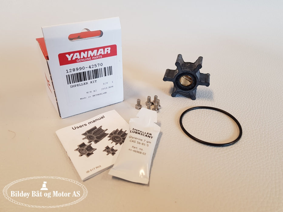 Impeller Kit 128990-42570 2-Sylindret