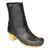 Sanita X456450-2-36 SANITA PIA Wood Flex Full Grain Black Leather Boot (Size EU-36 only) Black / EU-36