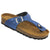 Sanosan 518430-513958-38 SANOSAN Thong Sandal Sample Sale - SAVE $$$ - Group 2 EU-38 / Giselle / Blue Metallic