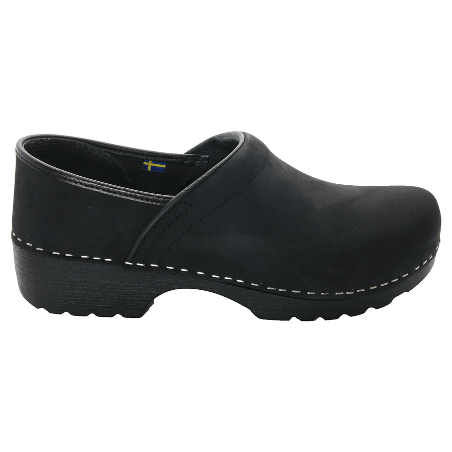 BJORK BJORK KEN Swedish Men's Pro Oiled Leather Clogs
