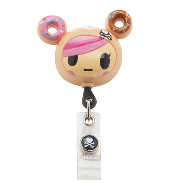 Tokidoki by Koi A100-TDDT Badge Reel - Donutella