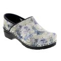 BJORK 757606-90-36 BJORK PROFESSIONAL Abby Leather Clogs Multi / EU-36