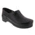 BJORK 757806-2-40 BJORK PROFESSIONAL Men's Black Cabrio Leather Clogs Black / EU-40