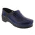 BJORK 757806-29-40 BJORK PROFESSIONAL Men's Navy Cabrio Leather Clogs Navy / EU-40