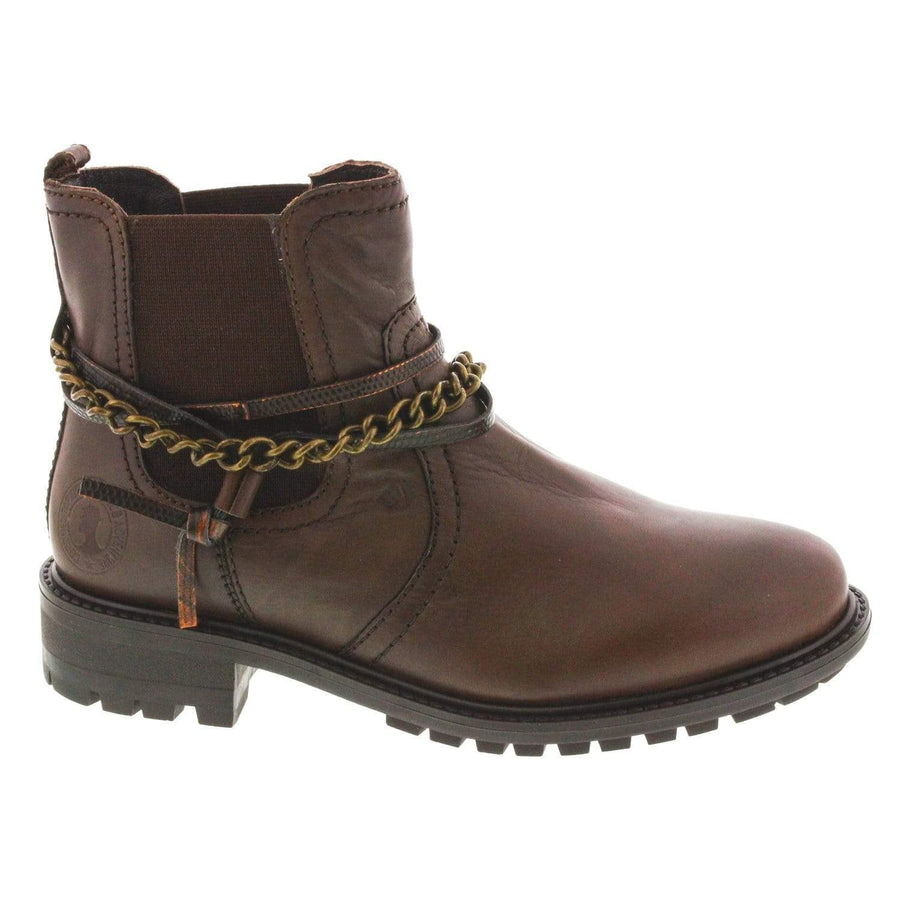Coronel Tapiocca CORONEL TAPIOCCA Grunge Boot Leather - Made in Spain