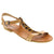 Creeks 602-319-36 CREEKS Arabella Sandal Brown / EU-36