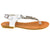 Creeks 302-120-36 CREEKS Dawn Sandal White / EU-36
