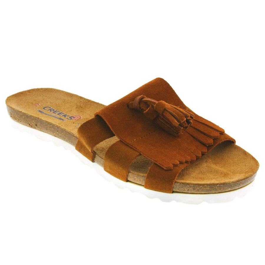 Creeks 252-342-37 CREEKS Heidi Sandal Brown / EU-37