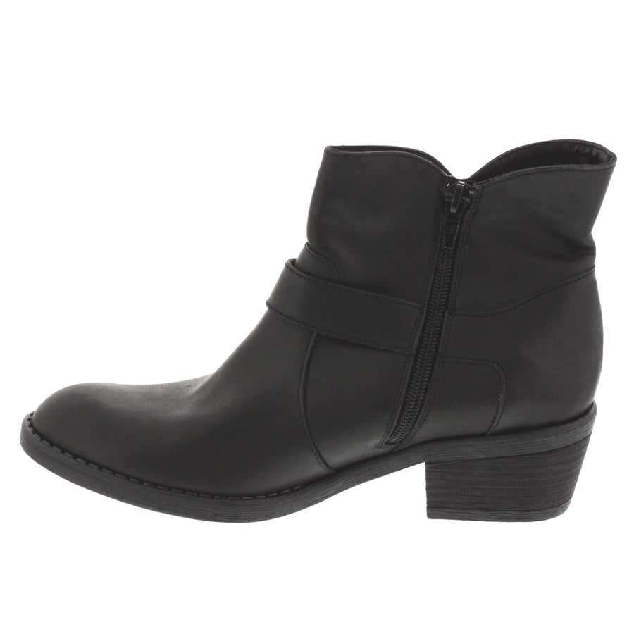 Creeks CREEKS Sandy Leather Bootie