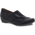 Dansko 5507360200-36 DANSKO Fae Black Burnished Nubuck Black / EU-36