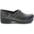 Dansko DANSKO Men's Professional Charcoal Distressed Leather Clogs