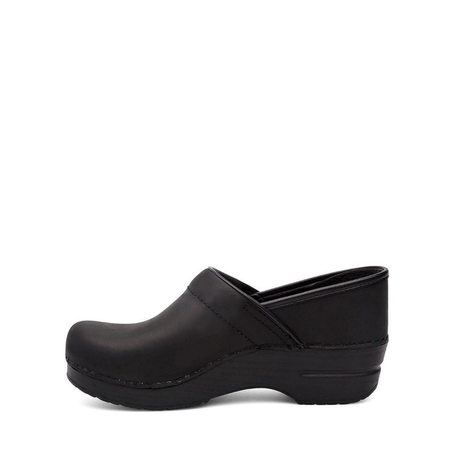Dansko DANSKO Professional Black Oiled Leather Clogs