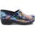 Dansko DANSKO Professional Metallic Wash Patent Leather Clogs