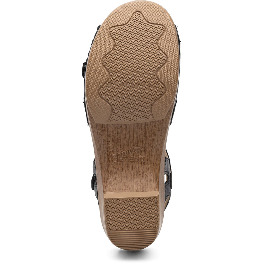 Dansko DANSKO Season Sandals in Full Grain Leather