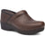 Dansko 3950530200-36 DANSKO XP 2.0 Floral Tooled Leather Clogs Brown / EU-36