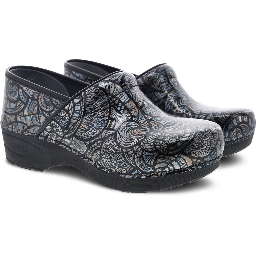 Dansko DANSKO XP 2.0 Fossilized Patent Leather Clogs
