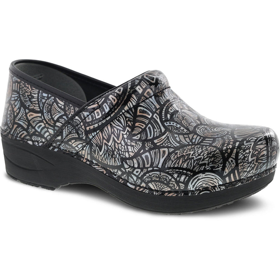 Dansko 3950950202-36 DANSKO XP 2.0 Fossilized Patent Leather Clogs Multi / EU-36