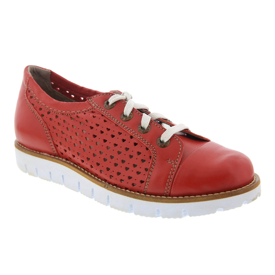 Dromedaris Abby-shoe-red-38 DROMEDARIS Abby Red / EU-38
