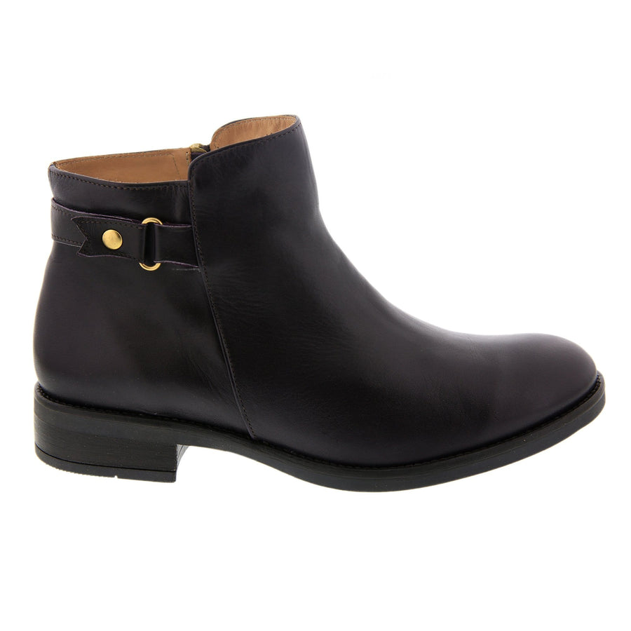 Dromedaris Alli Marie-ankle boot-purple-38 DROMEDARIS Alli Marie Ankle Boot Purple / EU-38