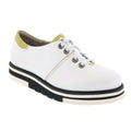 Dromedaris Angie-shoe-white-lime-38 DROMEDARIS Angie White Lime / EU-38