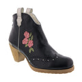 Dromedaris Gemi-boot-black-38 DROMEDARIS Gemi Black / EU-38