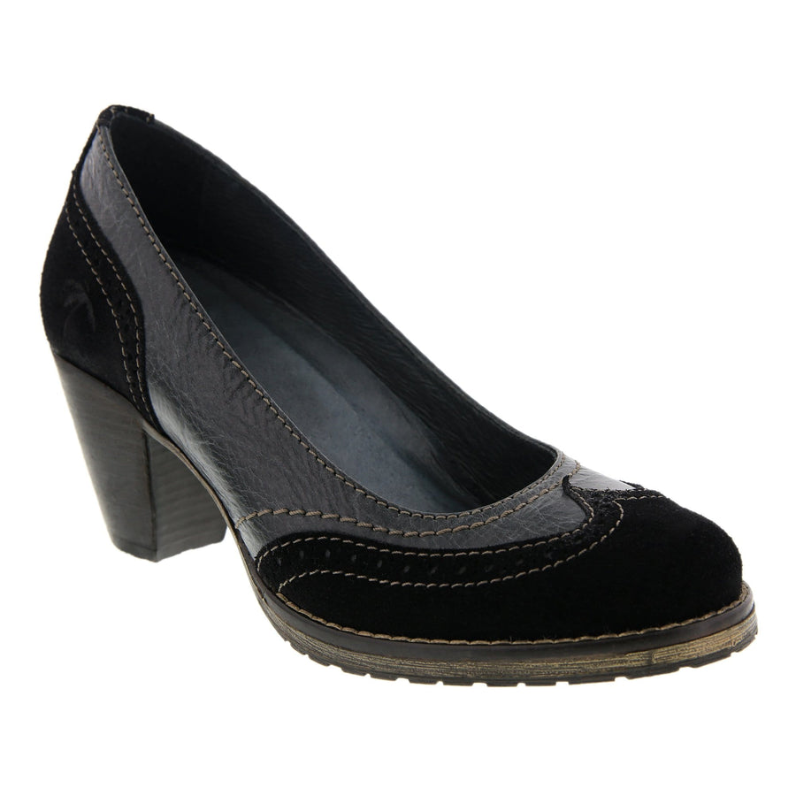 Dromedaris Genna-shoe-black-37 DROMEDARIS Genna Black / EU-37