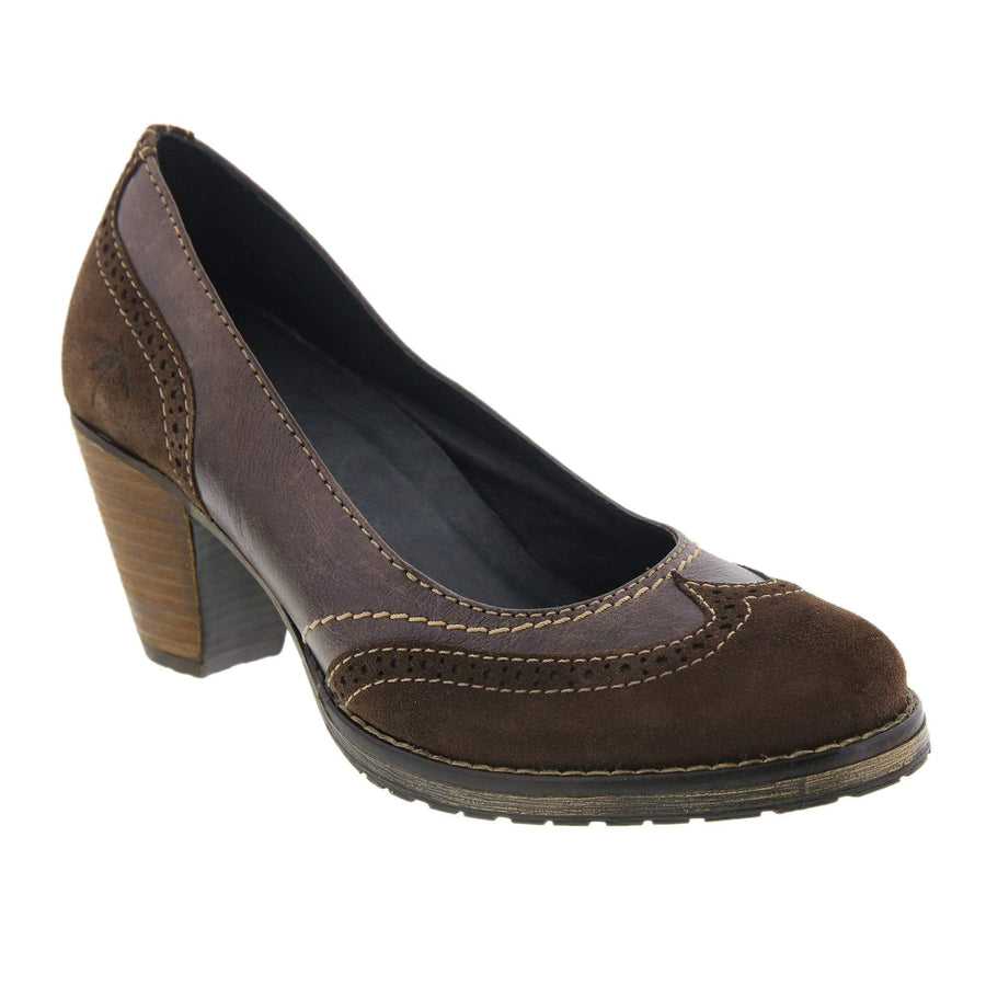 Dromedaris Genna-shoe-brown-37 DROMEDARIS Genna Brown / EU-37