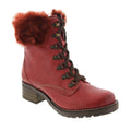 Dromedaris Kara-boot-red fur-38 DROMEDARIS Kara EU-38 / Red Fur