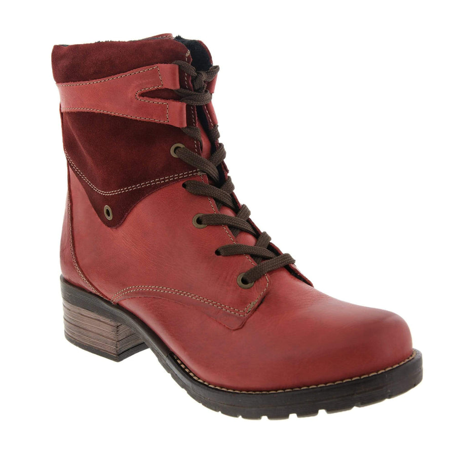Dromedaris Kara-boot-red-40 DROMEDARIS Kara EU-40 / Red