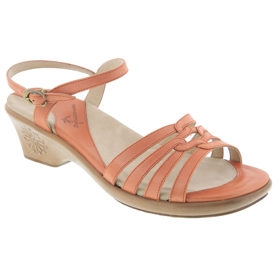 Dromedaris Sabirah-sandal-orange-41 DROMEDARIS Sabirah Orange / EU-41