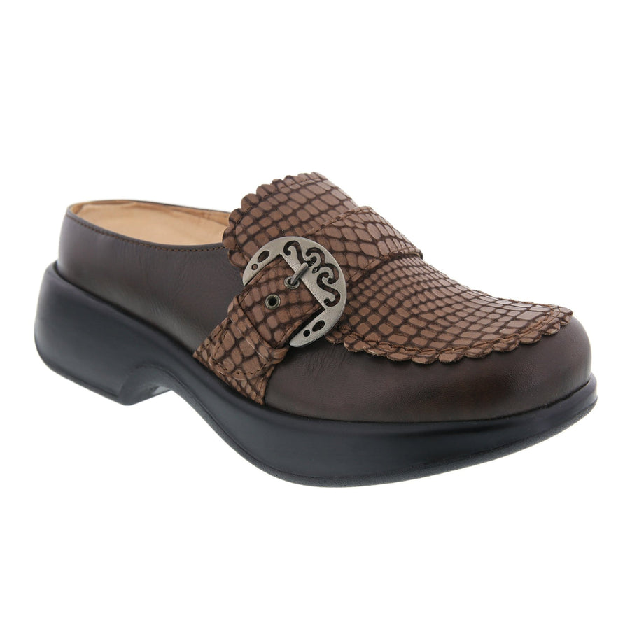 Dromedaris Swallow-shoe-brown-37 DROMEDARIS Swallow Brown / EU-37