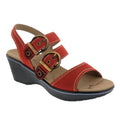 Dromedaris Whitney-sandal-red-38 DROMEDARIS Whitney Red / EU-38