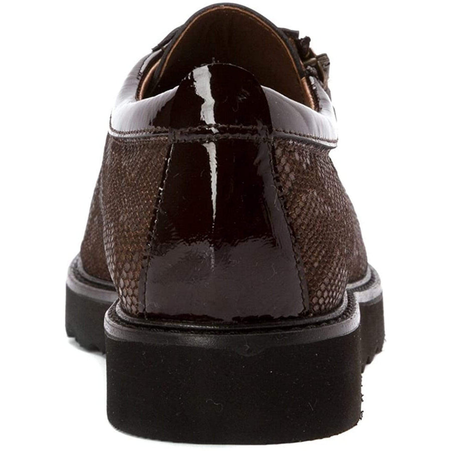 Helle Comfort Helle Comfort Damiana Lace Up Leather Shoes