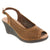 IXOO 207-313-36 IXOO Rosaleen Wedges Brown / EU-36