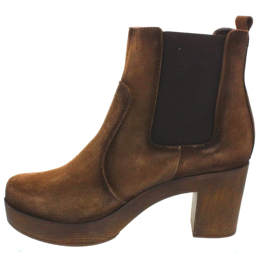 IXOO Kye Bootie * Genuine Suede * Made in Portugal *