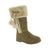 La Halle 5612672214-30 LA HALLE Everly Kids Boot Taupe / EU-30