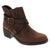 La Halle 205-066-36 LA HALLE Veronica * Vintage Leather * Made in France * Brown / EU-36