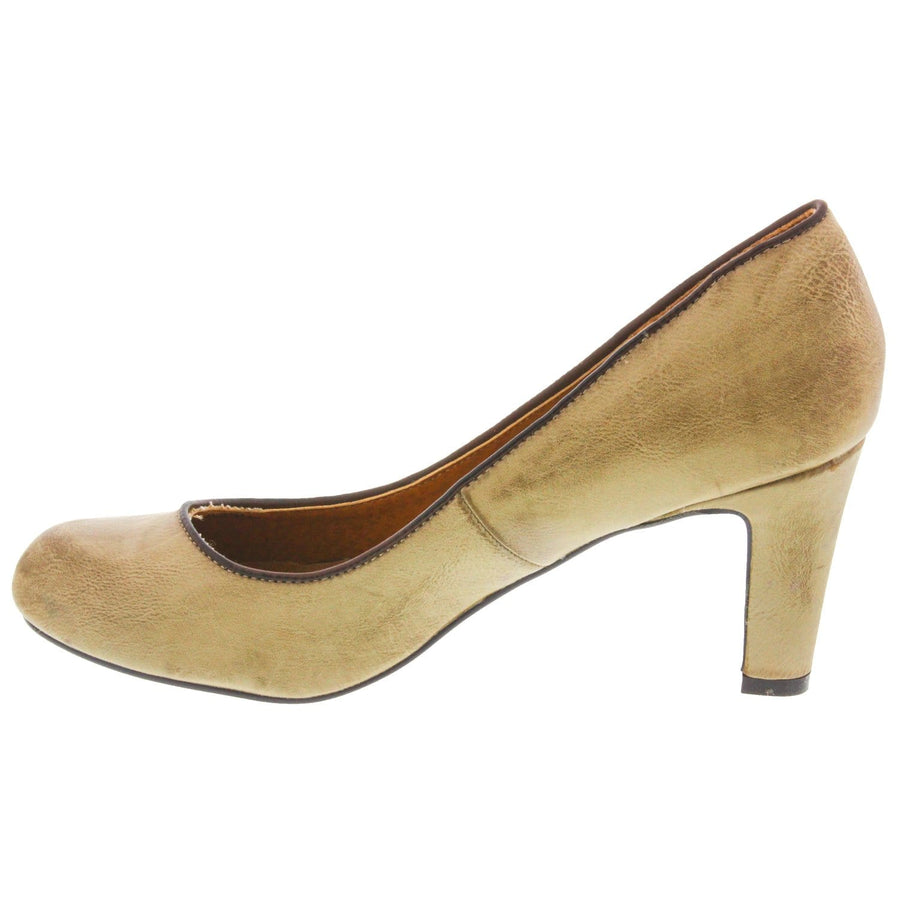 MARIA MARE MARIA MARE  Charlene Leather Pump