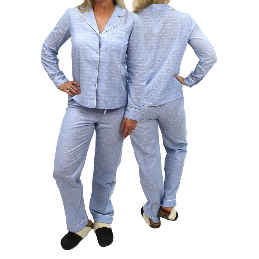 PIECES LBDPAJ-XS PIECES Pajamas Women's Long Sleeve Sleepwear XS